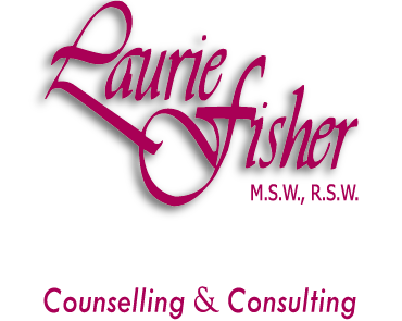 Laurie Fisher Counselling Logo